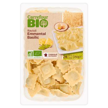 Carrefour Bio Makaron ravioli 250 g