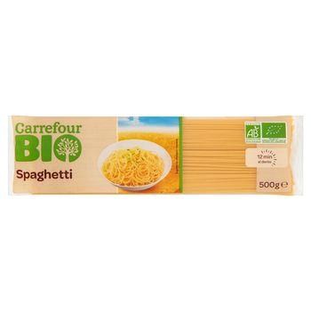 Carrefour Bio Makaron spaghetti 500 g