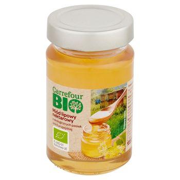 Carrefour Bio Miód lipowy nektarowy 300 g