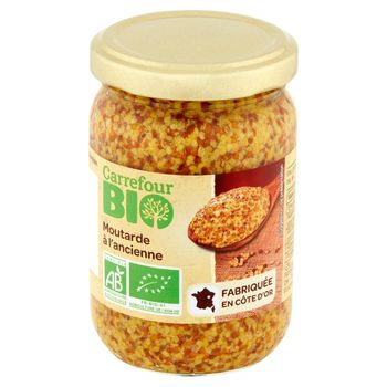 Carrefour Bio Musztarda 200 g