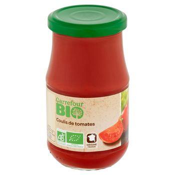 Carrefour Bio Przecier pomidorowy 350 g