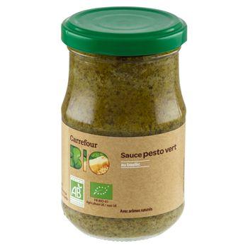 Carrefour Bio Zielone pesto 190 g