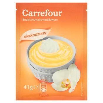 Carrefour Budyń o smaku waniliowym 41 g