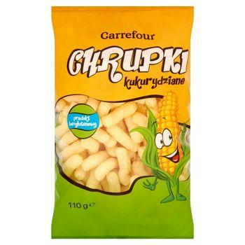 Carrefour Chrupki kukurydziane 110 g