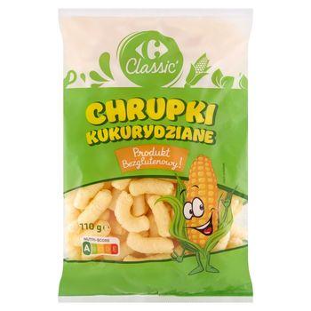 Carrefour Classic Chrupki kukurydziane 110 g