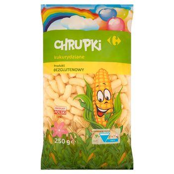 Carrefour Chrupki kukurydziane 250 g