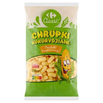 Carrefour Classic Chrupki kukurydziane 250 g