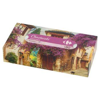 Carrefour Chusteczki uniwersalne 80 sztuk