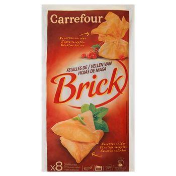 Carrefour Ciasto filo 136 g (8 sztuk)
