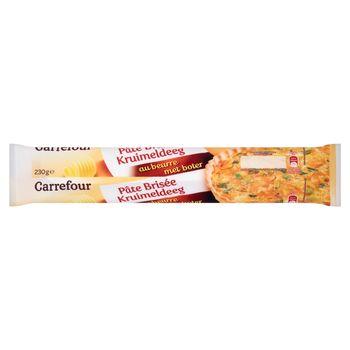 Carrefour Ciasto kruche 230 g