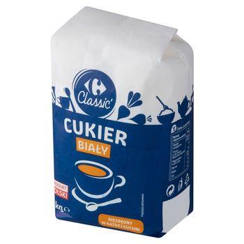 Carrefour Classic Cukier biały 1 kg