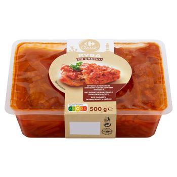 Carrefour Classic Ryba po grecku 500 g
