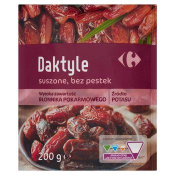 Carrefour Daktyle suszone bez pestek 200 g
