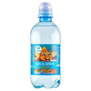 Carrefour Extra Kids & Junior Sudety+ Naturalna woda mineralna niegazowana 375 ml