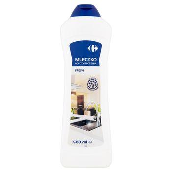 Carrefour Fresh Mleczko do czyszczenia 500 ml