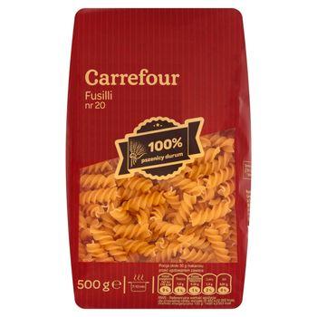 Carrefour Fusilli nr 20 Makaron 500 g