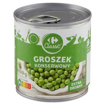 Carrefour Classic Groszek konserwowy 200 g