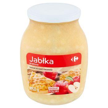 Carrefour Jabłka prażone 850 g
