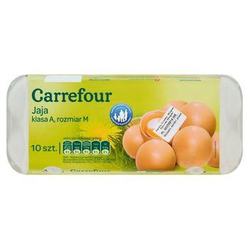 Carrefour Jaja M 10 sztuk