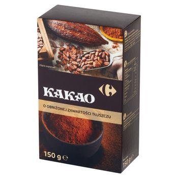 Carrefour Kakao o obniżonej zawartości tłuszczu 150 g