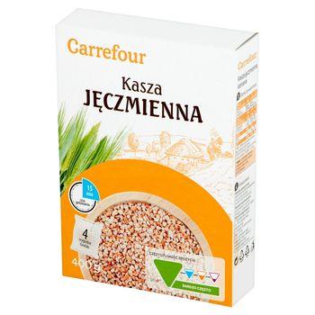 Carrefour Kasza jęczmienna 400 g (4 x 100 g)