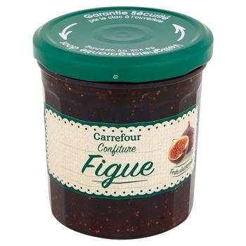 Carrefour Konfitura z fig 370 g