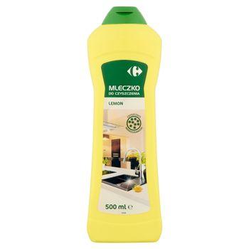 Carrefour Lemon Mleczko do czyszczenia 500 ml