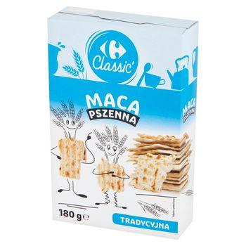 Carrefour Classic Maca pszenna 180 g