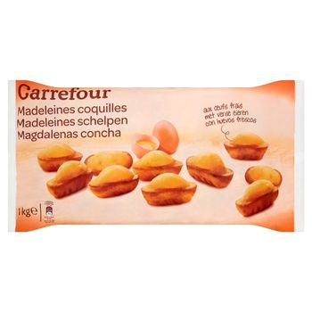 Carrefour Magdalenki Babeczki pszenne 1 kg