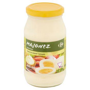 Carrefour Majonez wyborowy 400 ml