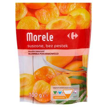 Carrefour Morele suszone bez pestek 100 g