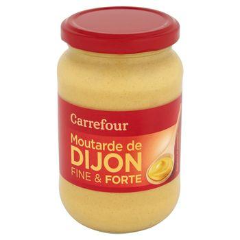 Carrefour Musztarda Dijon 370 g