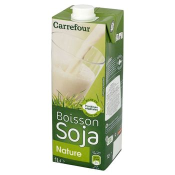 Carrefour Napój sojowy 1 l