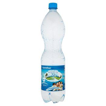 Carrefour Naturalna woda mineralna Sudety niegazowana 1,5 l
