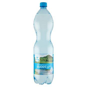 Carrefour Extra Sudety+ Naturalna woda mineralna niegazowana 1,5 l