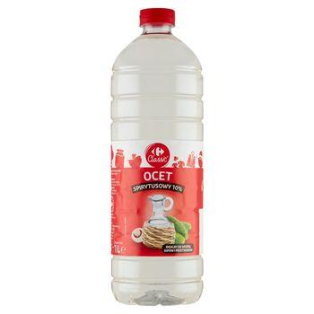 Carrefour Classic Ocet spirytusowy 10% 1 l