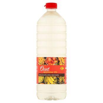 Carrefour Ocet spirytusowy 10% 1 l
