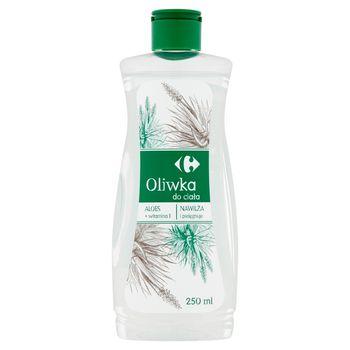 Carrefour Oliwka do ciała aloes 250 ml