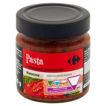 Carrefour Pasta z suszonych pomidorów klasyczna 190 g