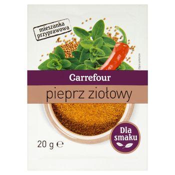 Carrefour Pieprz ziołowy 20 g