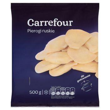 Carrefour Pierogi ruskie 500 g