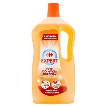 Carrefour Expert Płyn do mycia drewna 1 l