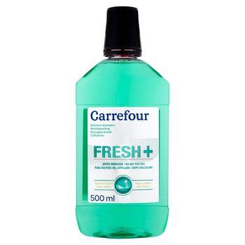 Carrefour Płyn do płukania ust Fresh+ 500 ml