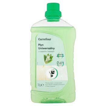 Carrefour Płyn uniwersalny o zapachu konwalii 1 l