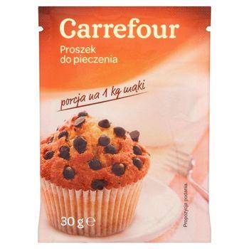 Carrefour Proszek do pieczenia 30 g