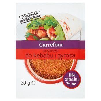 Carrefour Przyprawa do kebabu i gyrosa 30 g