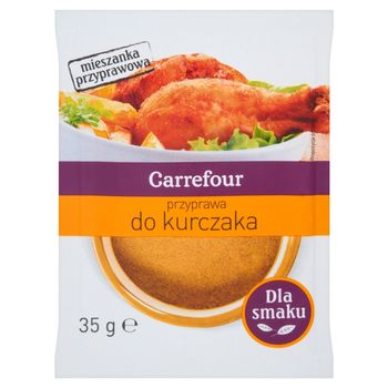 Carrefour Przyprawa do kurczaka 35 g
