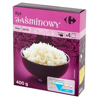 Carrefour Ryż jaśminowy 400 g (4 x 100 g)