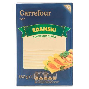 Carrefour Ser Edamski 150 g