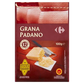 Carrefour Ser Grana Padano tarty 100 g